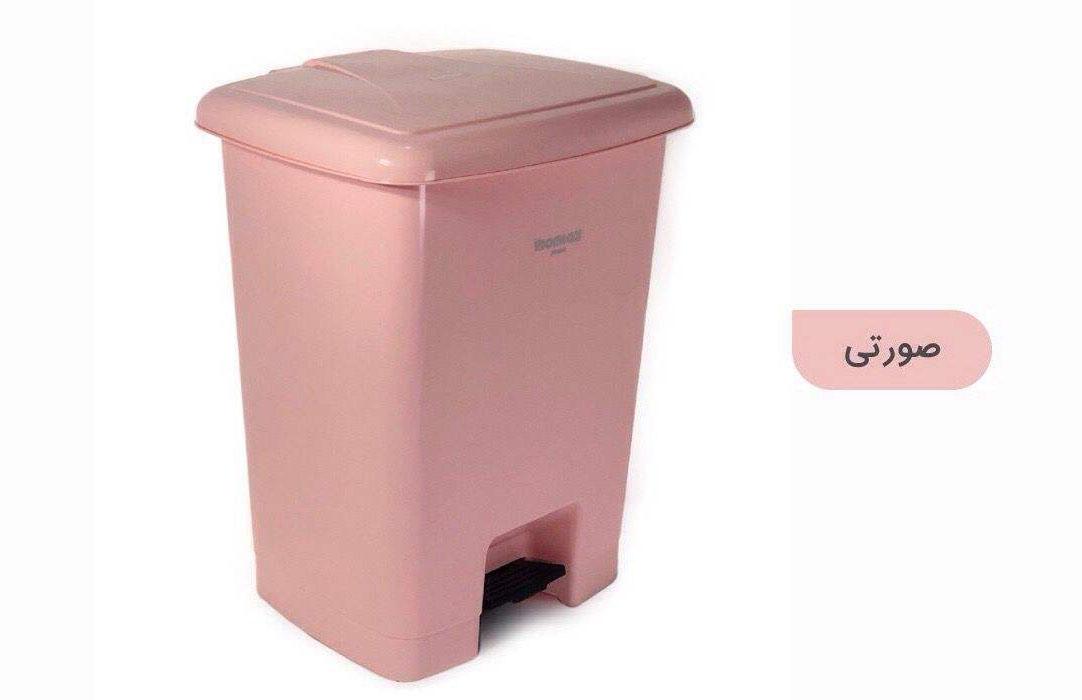 سطل زباله ممتاز۷۲۰ ظرفیت ۱۵ لیتری