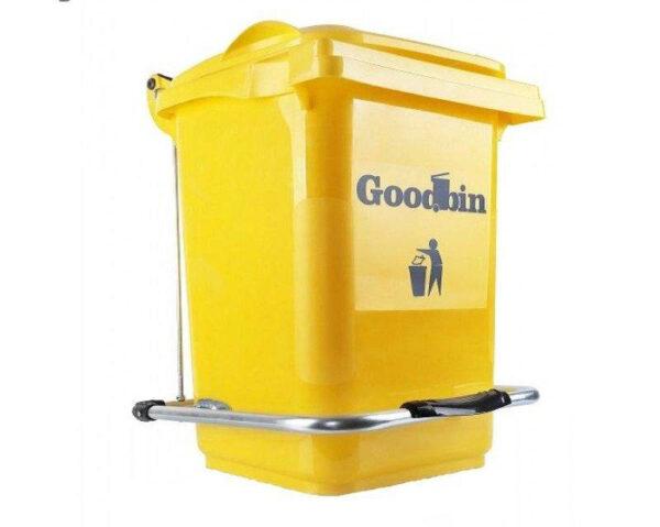 سطل زباله پدالی گودبین 50 لیتری