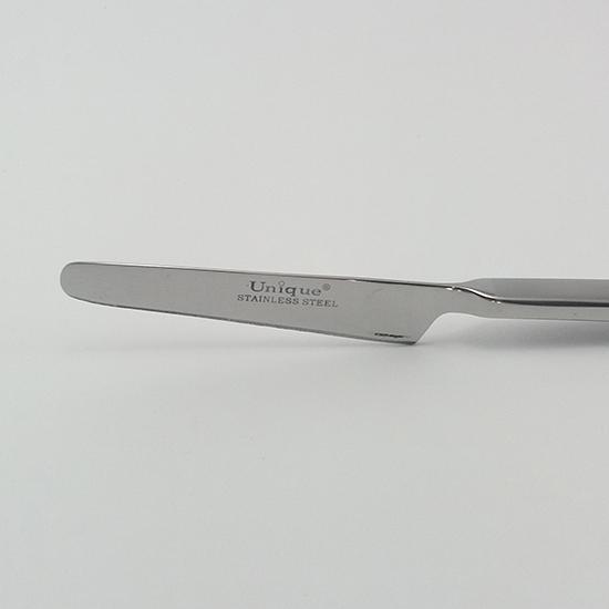 کارد و چنگال سه بعدی استیل 12 پارچه یونیک